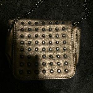 Handbags - Mini stud purse🖤